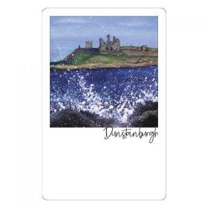 Dunstanburgh Castle Magnet