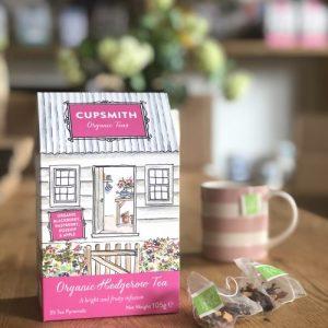 Cupsmith Organic Hedgerow Tea Pyramids 8 units