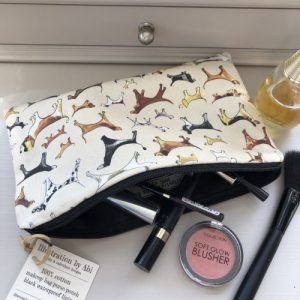 Cosmetic Bag – Dog Design