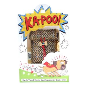 Ka-Poo Doggie Bag – Hamish Tartan