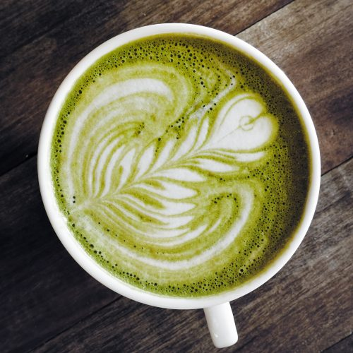 Organic Matcha Latte with Vanilla – Barista Blend