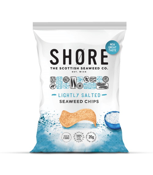 Seaweed Chips – Sea Salt (share bag format) 12X80g - Mockups Salt 80g 500x572
