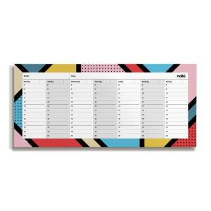 Do This, Do That Desk Planner - Spark - NLK10082 500x500