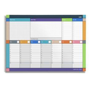 A4 Desk Planner – Midtown
