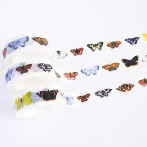 British Butterflies Washi Tape