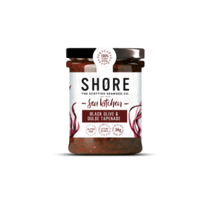 Black Olive & Dulse Seaweed Tapenade 6X180g