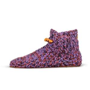Women's Wool Slippers | High Top | So 70s