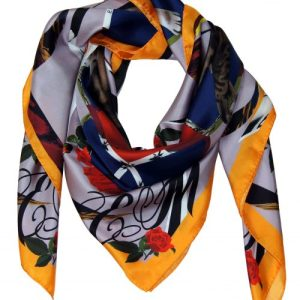 Bengal Malicieuse Scarf / Red