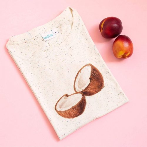 Coconut Speckled T-shirt
