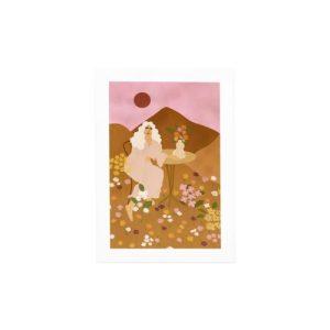 Garden Dreams Art Print - gardendreamsartprint 500x500