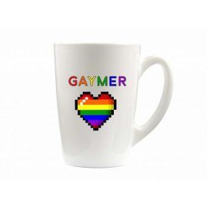 Gaymer Mug | LGBTQ Latte Mug 12oz - il fullxfull.2289358959 nlns 1024x1024@2x 500x500