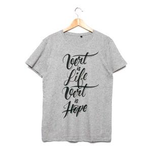 """""""Vert Is Life Vert Is Hope"""" Unisex t-shirt - lkjlgk"""
