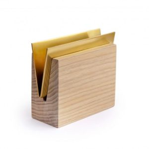Napkin Tray / Envelope - Gold - nam225 500x500