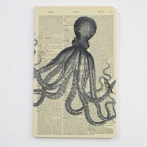 Octopus Notebookk (WAN18325)