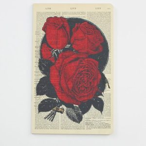 Red Roses Notebook WAN18302