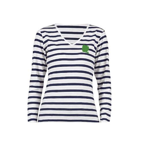 Artichoke Long Sleeve Stripes T-shirt - stra