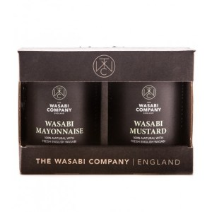 The Wasabi Company Wasabi Mayo and wasabi Mustard Twin Pack x6 - wasabiTwinPack 475x475 1