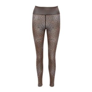 Cool For Cats – Animal Print Eco Friendly Yoga Pants