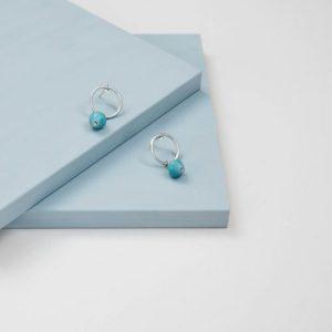 Bluebell Studs - Warm Blue - 1 BluebellStuds blue 500x500