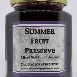 Summer Fruit Preserve 220g pack of 6 - 10 5