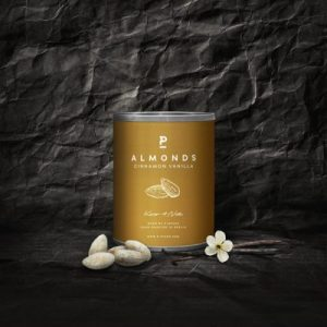 Almond – Cinnamon Vanilla – Mini 60g (12 x 60g pack)