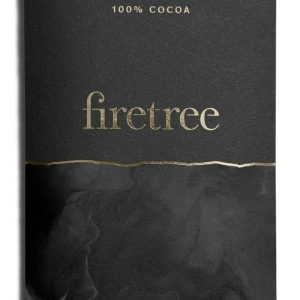 SOLOMON ISLANDS – GUADALCANAL Single Estate Chocolate Bar 100% Cocoa