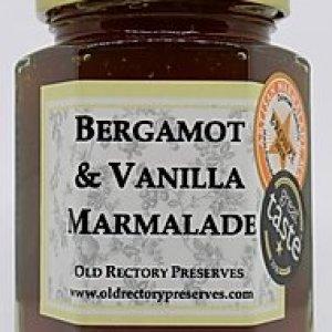 Bergamot & Vanilla Marmalade 220g pack of 6 - 11 3