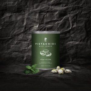 Pistachios – Mint Lemon – Mini 50g (12 x 50g pack)