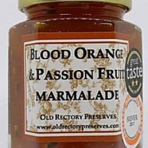 Blood Orange & Passionfruit Marmalade 220g pack of 6 - 13 3
