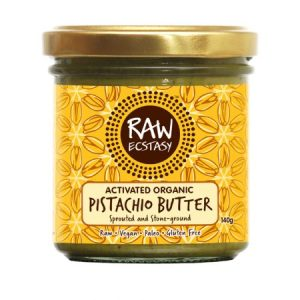 Activated Organic Pistachio Butter 140g pack of 6 - 13