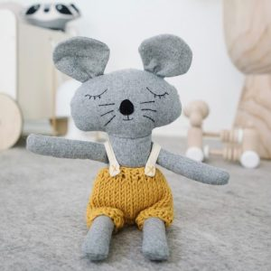 'charlie' mouse softies