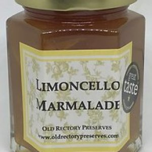 Limoncello Marmalade 220g pack of 6