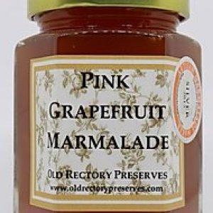 Pink Grapefruit Marmalade 220g pack of 6
