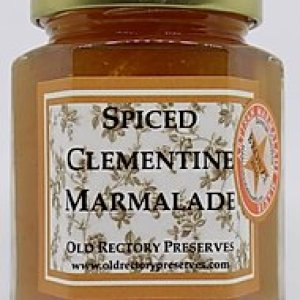 Spiced Clementine Marmalade 220g pack of 6 - 20 2