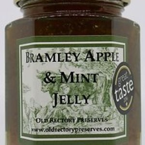 Bramley Apple & Mint Jelly 220g pack of 6 - 21 1
