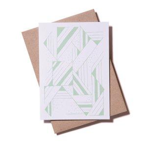 Geo 5 Card