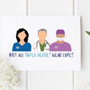 NHS Greeting Card