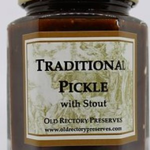 Traditional Pickle with Stout 220g pack of 6 - 23