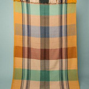 Alpaga Handwoven Blanket (Yuxta B0042) 140cm x 180cm