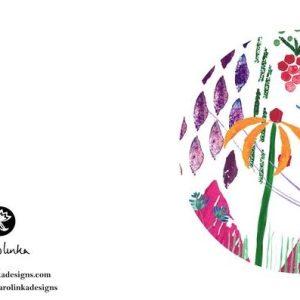 Stay Adventurous Greeting Cards – Field of Flowers