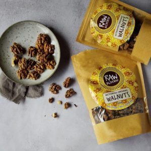 Activated Organic Walnuts 300g pack of 3