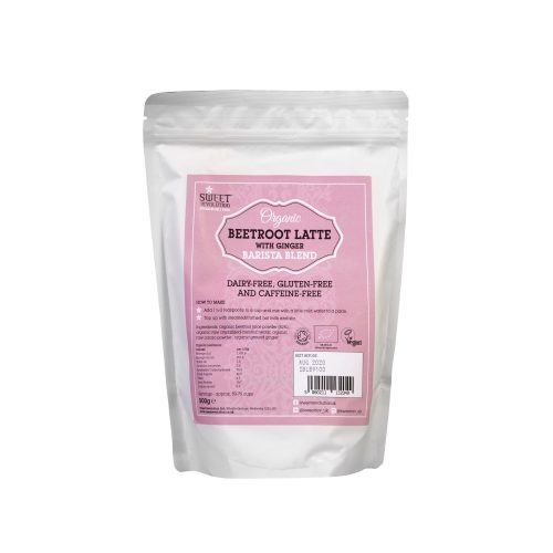 Organic Beetroot Latte with Ginger – Barista Blend – Catering Pack