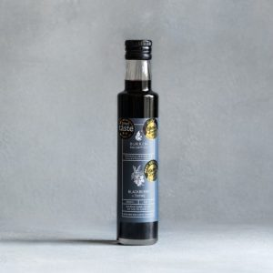 Blackberry and Thyme Infused Balsamic Vinegar 100ml/250ml - Blackberry Thyme 500x500