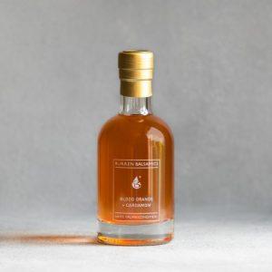 Blood Orange and Cardamon infused White Condiment of Modena 100ml/200ml - Blood Orange Cardamon 500x500