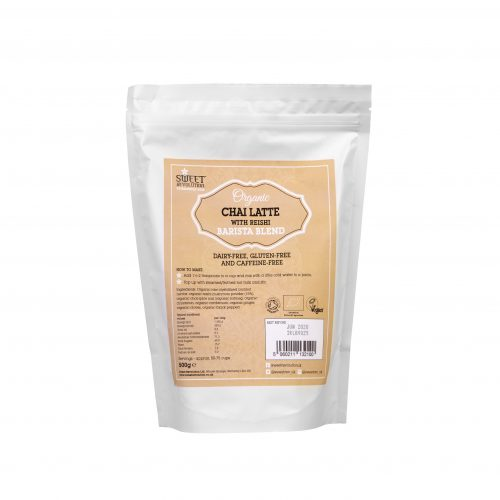 Organic Chai Latte with Reishi – Barista Blend – Catering Pack
