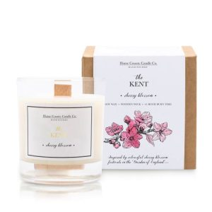 The Kent – Cherry Blossom Soy Candle
