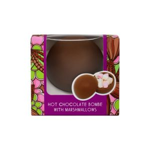 HOT CHOCOLATE BOMBE IN A BOX, pack of 12