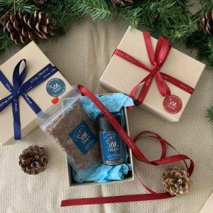 1 x Christmas Seaspoon Seaweed Chilli Crush and Refill pouch - IMG 5417 500x500