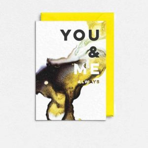 Wendy Bell Designs – LIQUID GOLD – You & Me Always