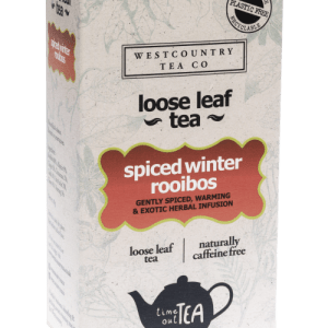 Loose Leaf Spiced Winter Rooibos Time Out Tea – case of 6
